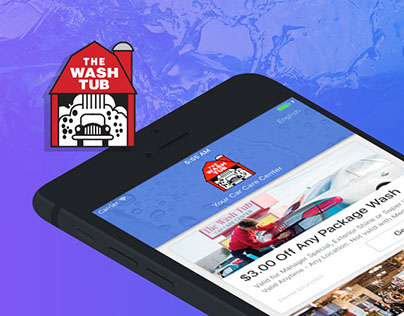 The Wash Tub Mobile App