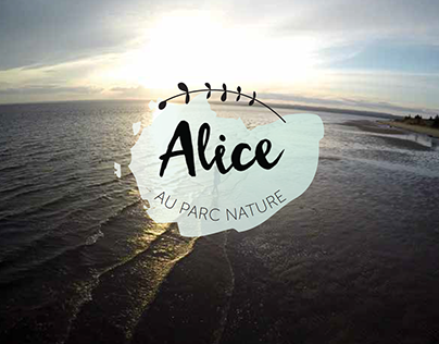 Alice au parc nature