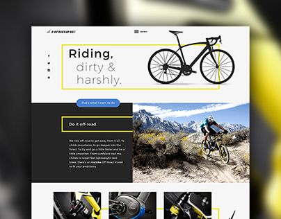 Hai Bike website