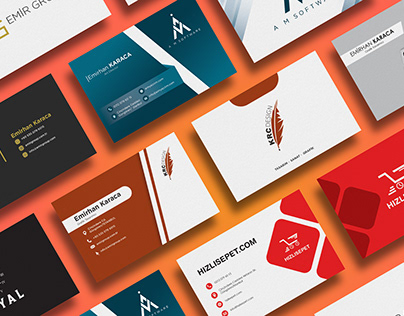 Business Card - Kartvizit Design