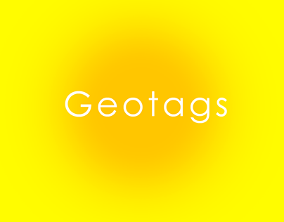 Snapchat Geotags