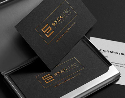 Branding for Souza Leão Law Firm