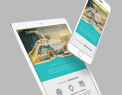 website - Projetta TI