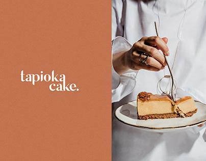Logo for Tapioka Cake