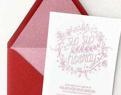 Heather's Bachelorette