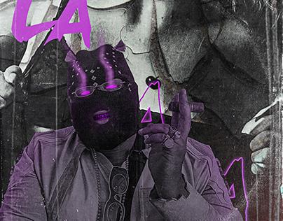 Rap Artwork For Rapper Snor
