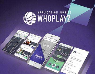 Whoplayz Mobile App