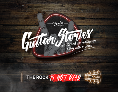 GUITAR STORIES//we turned an IG story in a demo