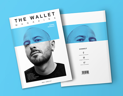 THE WALLET - fashion & lifestyle magazine concept