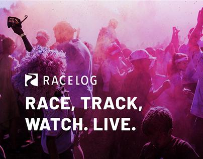Racelog - live tracking app