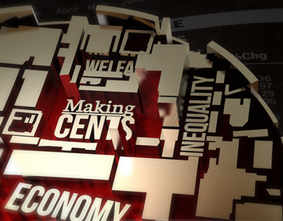 Making Cents - Financial magazine show Graphics