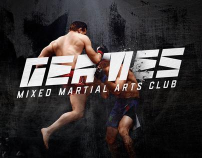 Germes MMA Identity