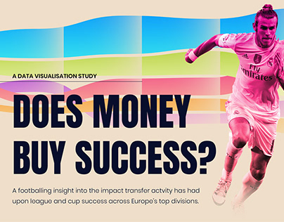 DOES MONEY BUY SUCCESS? Football data visualisation