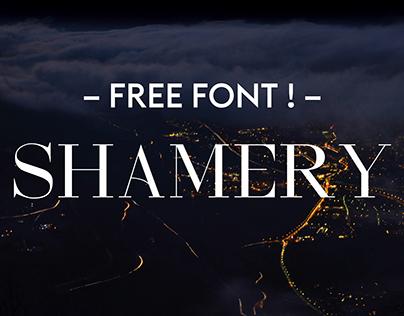 SHAMERY – FREE