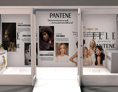 Pantene Boutique para la Milan Fashion Week 2018
