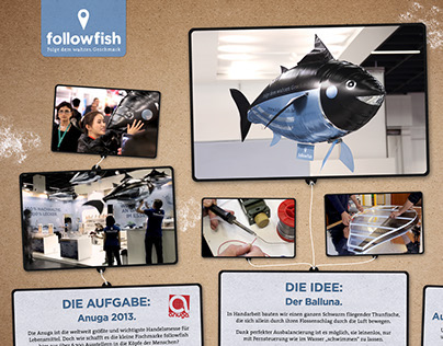 "Followfish // Promotion ""Balluna"""
