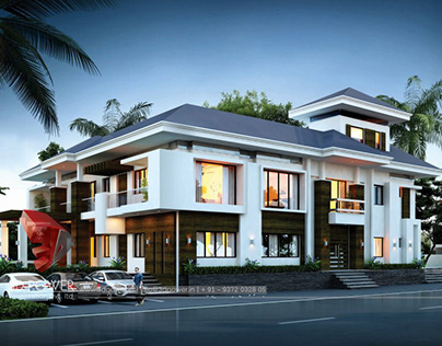 Modern and super luxurious bungalows latest designs |