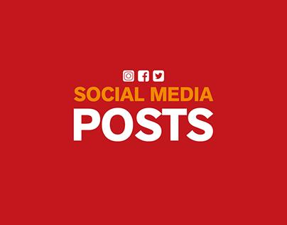 Social Media Posts El Buen Precio
