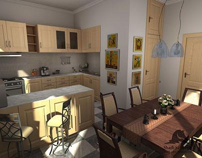 Kitchen Design A2011