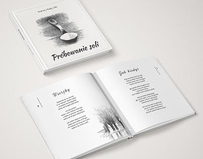 "Poetry book - Andrzej Madej OMI ""Próbowanie soli"""
