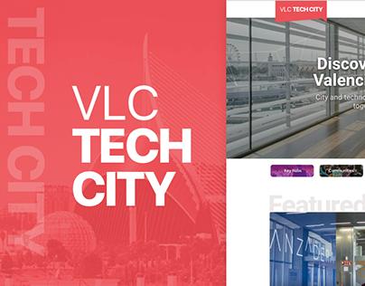 VLC Tech City. Official City Webpage, technology.