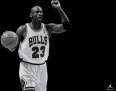 Why Michael Jordan is best?