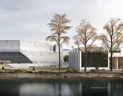 Bauhaus Archive Extension