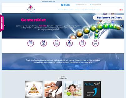 Atasağlık Web Sayfası
