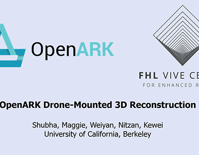 OpenARK Drone-Mounted 3D Reconstruction