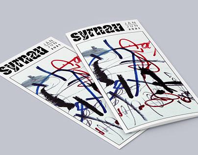 Brochure Layout | Syrnau