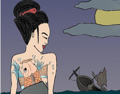 Mermaid Yuko