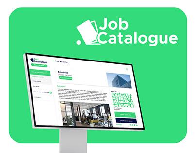 Job catalogue - Solution de recrutement