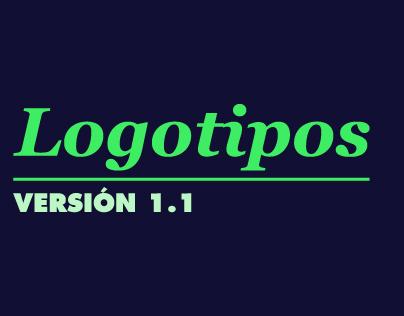 Logotipos versión 1.1