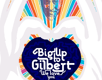 Big up to Gilbert