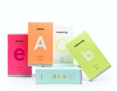 RINGANA - Packaging