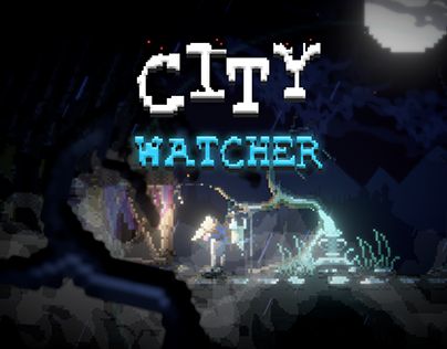 City Watcher - PAJ2 - Game Jam Game