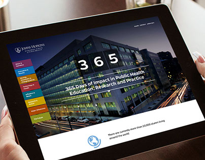Johns Hopkins Bloomberg SPH—Yearlook 2014