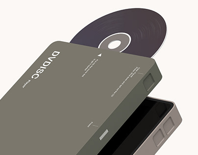 DVDISC player