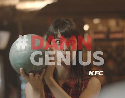KFC #DamnGenous