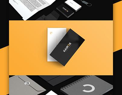 KAIROS | Brand Identity