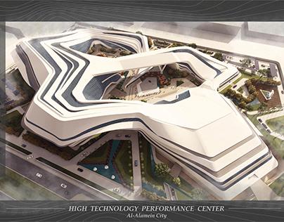"""Graduation Project """"High-Tech. Performance Center"""""""