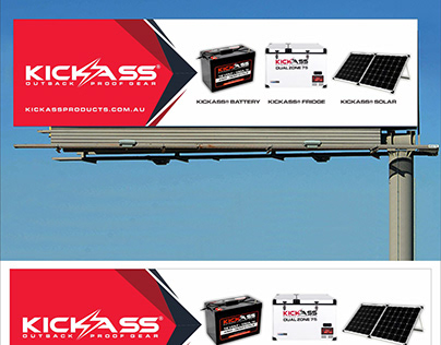 Kickass Hardware Billboard