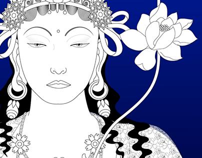 Guardian Buddha : 聖観音菩薩 Syo Kannon Bosatsu
