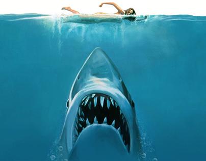 Animação Tubarão