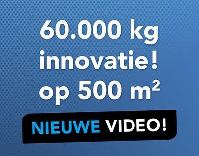 Verweij Houttechniek   Introductie Video Innovatie