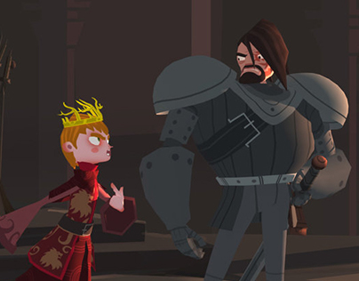 The King and the Hound (3D)