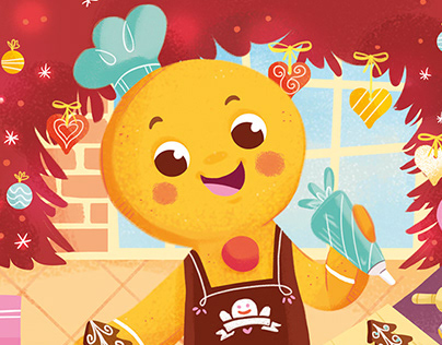 Gingerbread Man's - Storytime Magazine 52