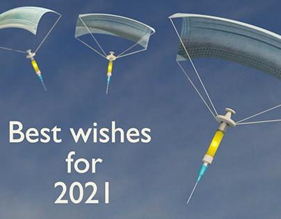 Best wishes 2021