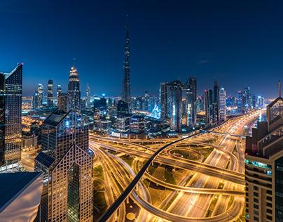 100000Steps in Dubai - Arch. photographer as a tourist