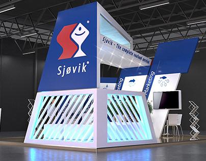 Booth Design sjovik